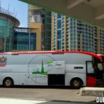 How to Travel from Abu Dhabi to Dubai via Public Bus Transport