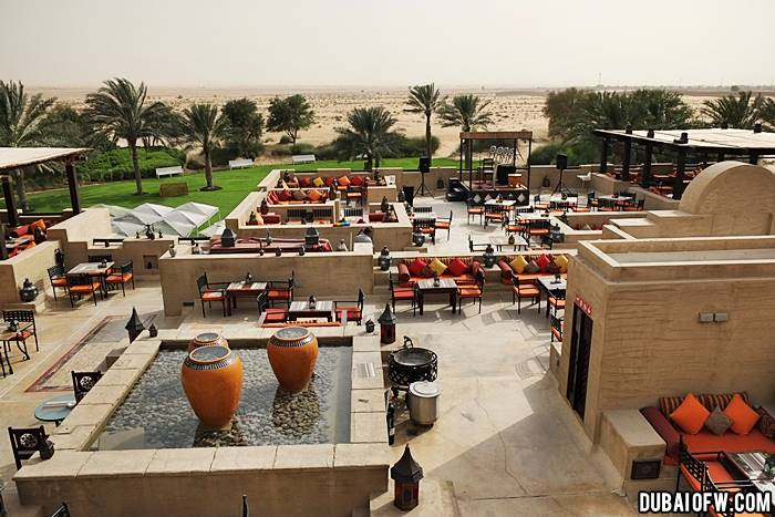 bab al shams desert resort spa