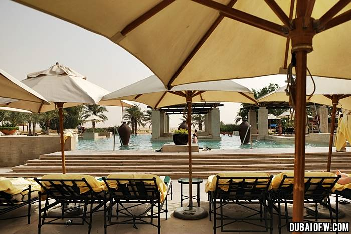 bab al shams hotel review staycation dubai