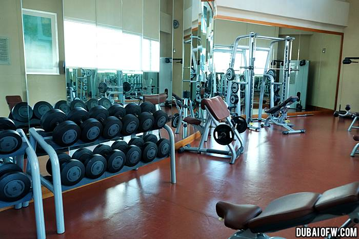 grand millennium al wahda gym
