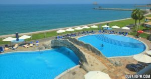radisson blu resort fujairah pictre