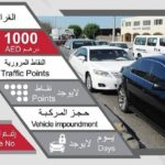 AED 1,000 Fine for Staring at Road Accidents