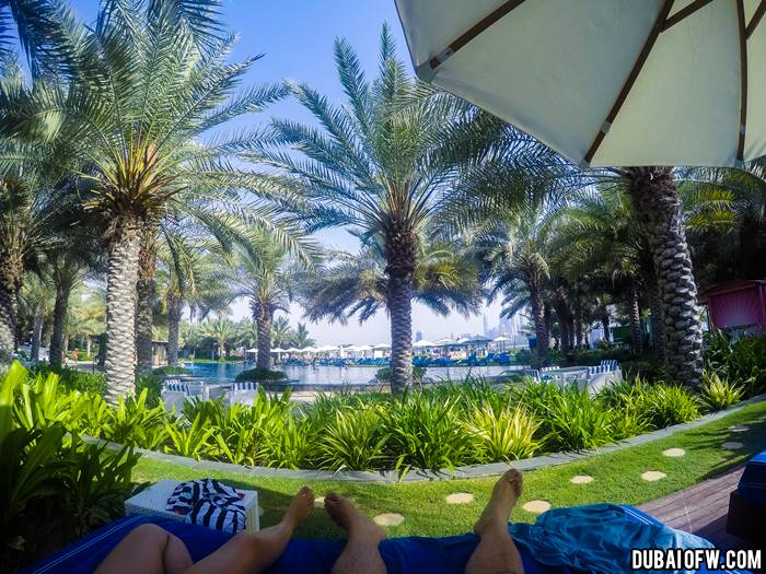 Rixos The Palm Hotel Review Staycation