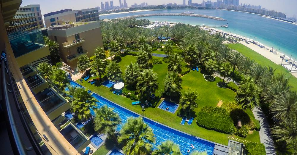 Rixos The Palm Hotel Review Staycation photo