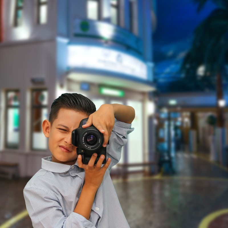World Photography Day at KidZania Dubai