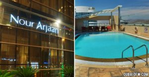 nour arjaan by rotana hotel review