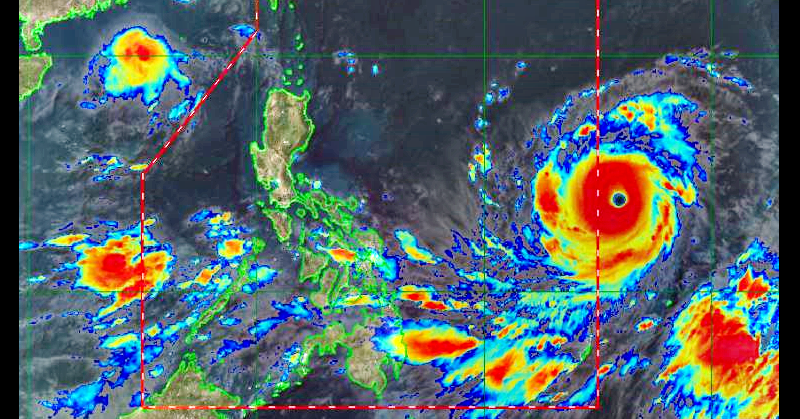 Philippines Braces for Super Typhoon Ompong
