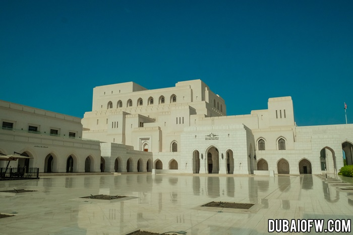Royal Opera House Muscat Oman