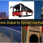 How to Travel from Dubai to Ajman via Public Bus Transport