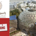Now Hiring: Jobs with Expo 2020 Dubai