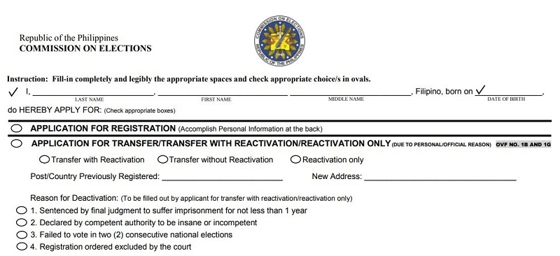 last day of overseas filipino voters registration 4