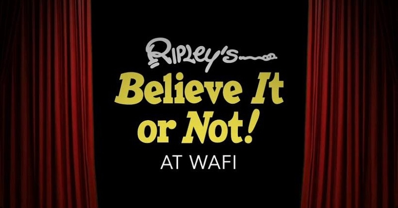 ripley's believe it or not wafi mall
