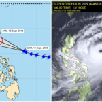 UPDATE: Storm Signals Up, Classes Suspended as Typhoon Ompong Closes in on Luzon