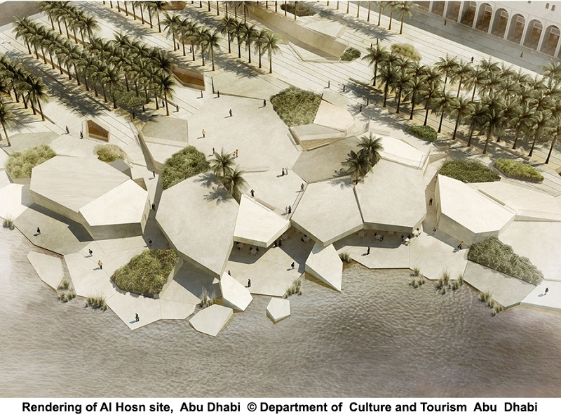 Al Hosn Cultural Attraction Opens on December 7 in Abu Dhabi 1