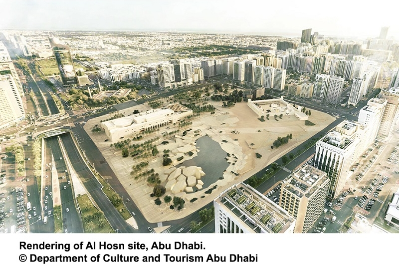 Al Hosn Cultural Attraction Opens on December 7 in Abu Dhabi 2