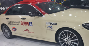 Dubai Introduces Driverless Taxis