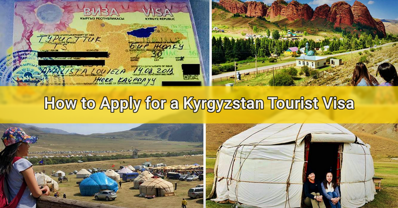 Kyrgyzstan visa application uae