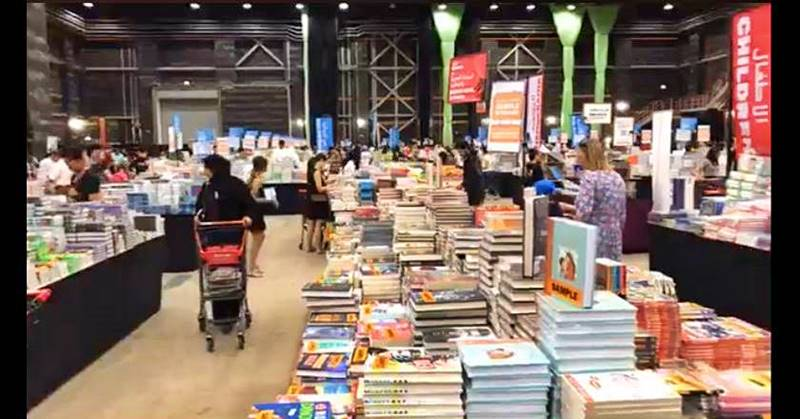 big bad wolf uae book sale dubai
