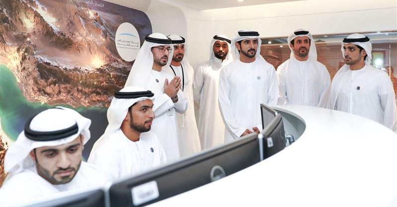 Succcessful Launch of KhalifaSat Marks a New Milestone for UAE