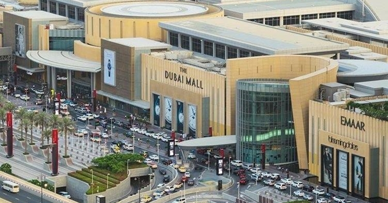 dubai mall 10-year anniversary 4