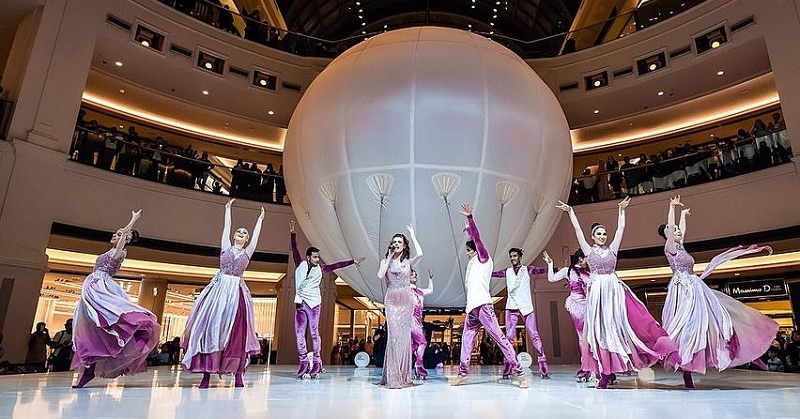 dubai shopping festival 2019 - entertainment