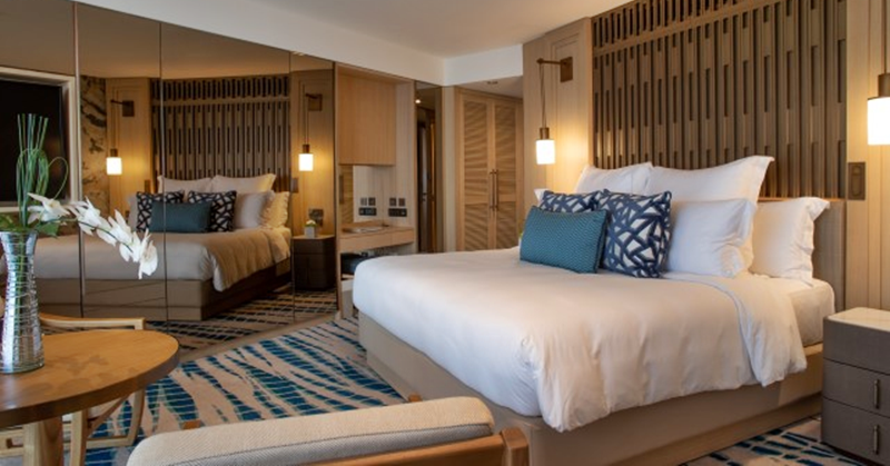 Jumeirah Beach Hotel Reopens after 5-month Renovation