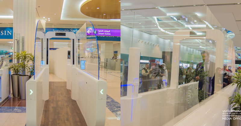 New Smart Tunnel Introduced in Dubai Airports