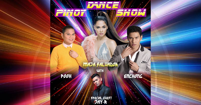 Catch Maja Salvador, Enchong Dee, Pinoy Artists on Dec 14 in