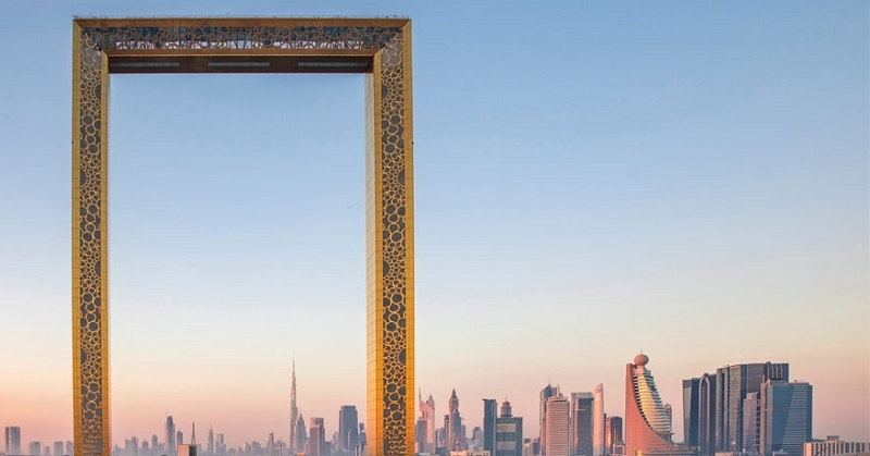 Dubai Frame Wins at Structural Awards 2018 2