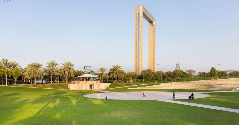 Dubai Frame Wins at Structural Awards 2018 3