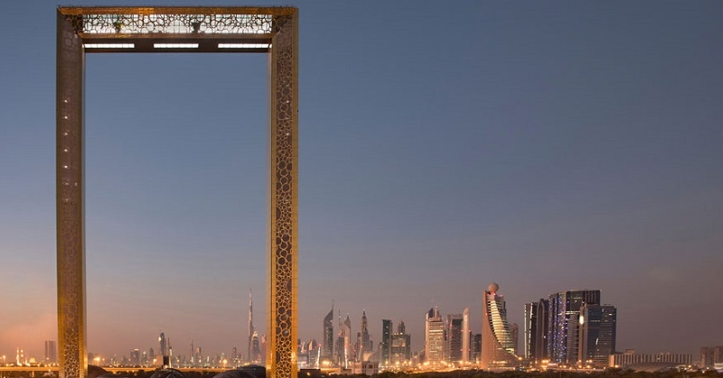 Dubai Frame Wins at Structural Awards 2018 4