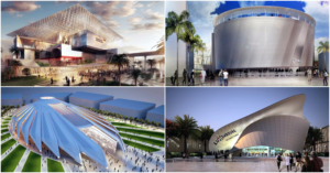 PHOTOS Pavilion Designs of Different Countries at Expo 2020 Duba