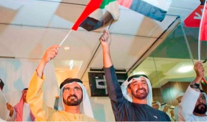 UAE Flag Day picture