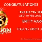 Big Ticket Abu Dhabi Facebook Page