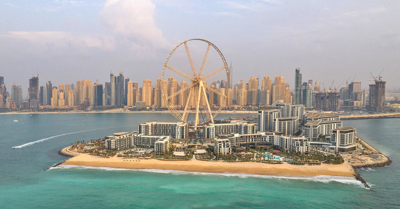 New Dubai Island to Open, Offer Urban Buzz with Unique Island Feels