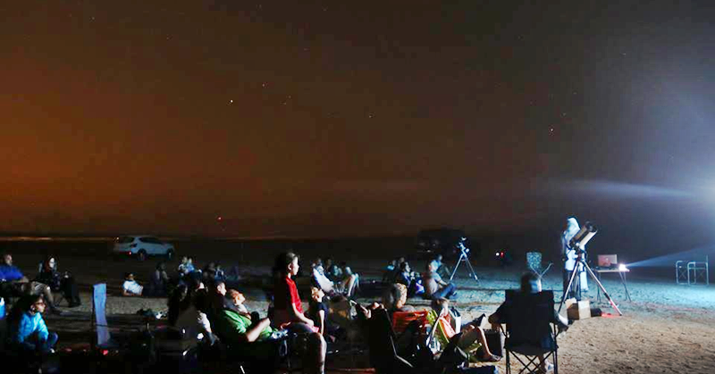 UAE Night Sky to Light up with Meteor Shower this December