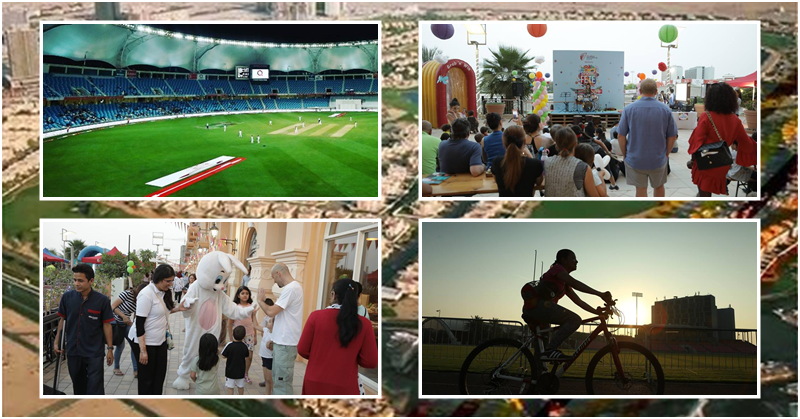 A Look at Dubai Sports City: A Sports-themed Residential District