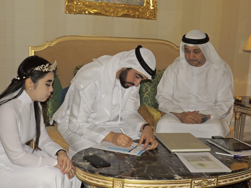 getting married in UAE courts