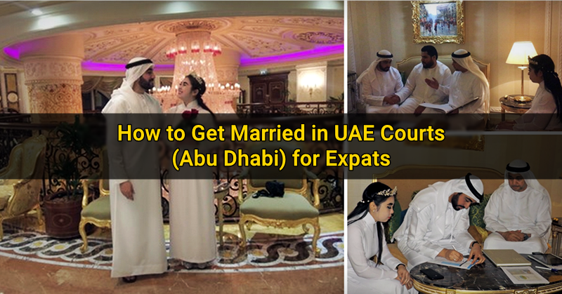 how to get married uae courts abu dhabi