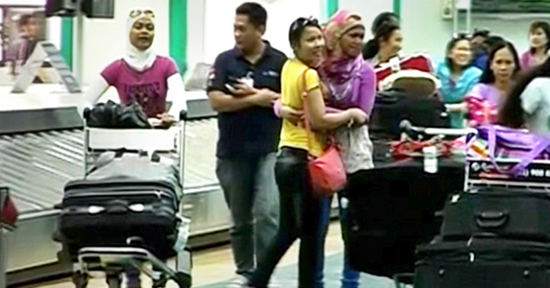 DOLE: OFWs to be Exempted from Aviation Charges