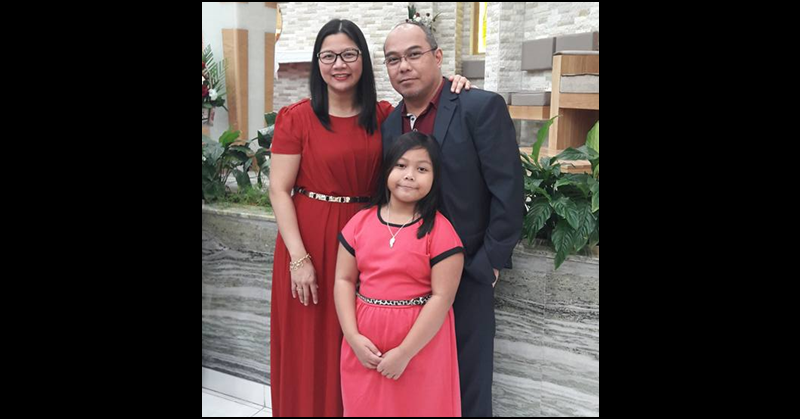 OFW's Wife Donates Kidney to Save Husband