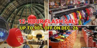 12 hour flash sale dsf dubai