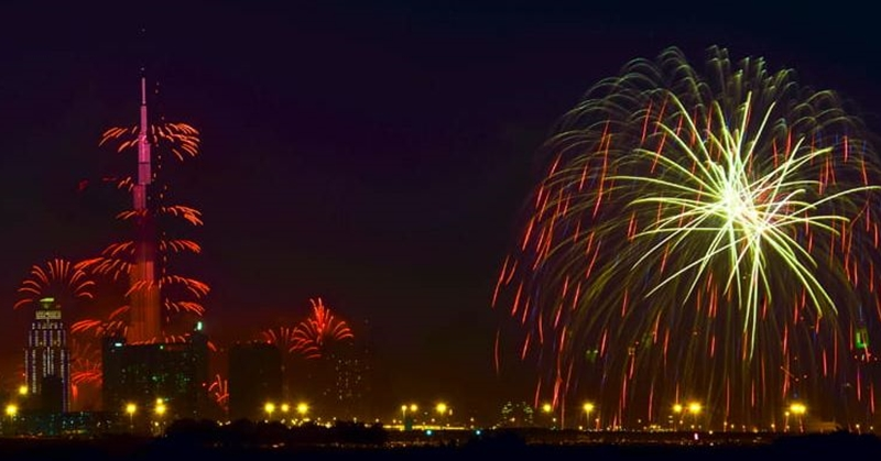 Best Places to Watch the Fireworks on New Year