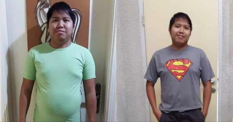 Filipino Expat Wins 10g of Gold for Losing 10kg in Fitness Drive