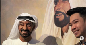 OFW's Art Tribute for 'Year of Zayed' Receives Distinction