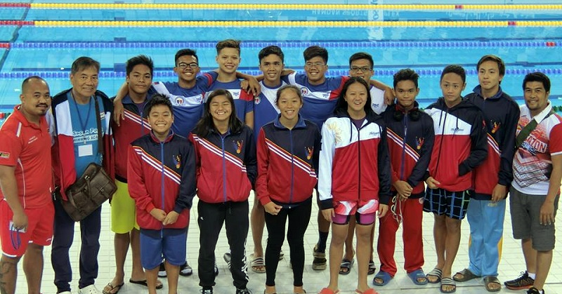 Pinoy Swimmers Win 27 Golds at Dubai Championships 2