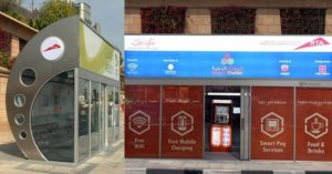 RTA Builds 58 Air-conditioned Bus Shelters Pilots Solar-powered Shelters 1
