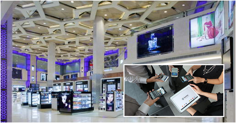 Abu Dhabi Airport to Offer One of the World's Fastest Internet Services
