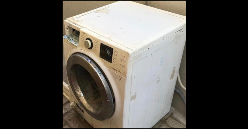 4-Year-Old Boy Dies after Being Trapped in Washing Machine