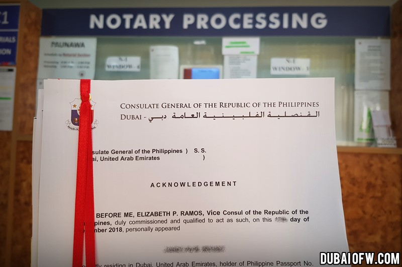 notarization of documents guide